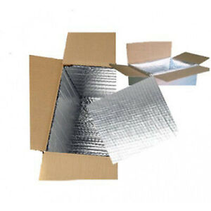 Thermofolie ALU - Wasser - & Dampfresistent- mehrlagig - 100cm x 2m