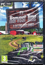 It'S Harvest Time Pc Dvd Rom Game Brand New & Factory Sealed!
