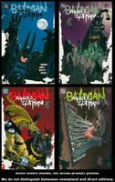 Batman: Haunted Gotham 1 2 3 4 Complete Set Run Lot 1-4 VF/NM