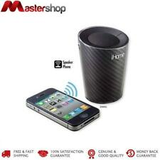 iHome iDM9 Cupholder Portable Bluetooth Speakerphone and Handfree - Graphite