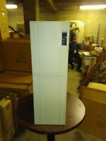 Full AT Tower Server Computer Case w/ Door & Wheels Build Vintage PC 386 486 107