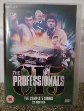 Professionals The Complete Series - DVD Region 2