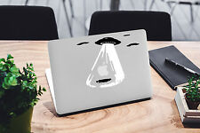 MacBook PRO Sticker Vinyl Laptop FUNNY MAC AIR 11 13 15 17 Rapimento Alieno UFO