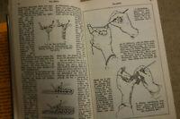 Fachbuch alte Stickmuster Handarbeiten Stickerei Häkeln Knüpfen 1913 Reprint