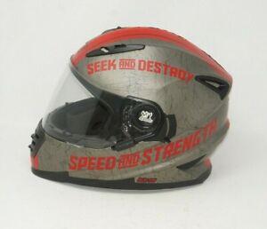 Speed and Strength SS1600 Casque Seek Et Destroy