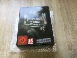 Wii U project zero Maiden Of black Water ( Nur Bonusinhalt, ohne Spiel)