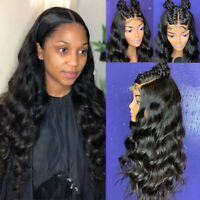 Best Body Loose Human Hair Wigs 100% 8A Malaysian Lace Front Full Wig 360 Wig C&