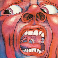 King Crimson - In the Court of the Crimson King - New 200g Vinyl LP