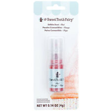 American Crafts The Sweet Tooth Fairy Edible Dust Pump - Red Powder, 0.14 oz.