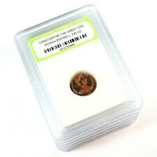 New Listing5 Slabbed Ancient Roman Constantine the Great Coins Nice Quality c 330 Ad a11