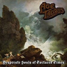 AGE OF TAURUS - DESPERATE SOULS OF TORTURED TIMES NEW CD