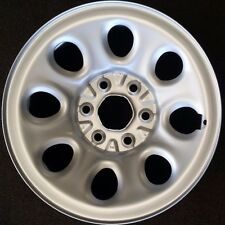 "17"" 2007-2014 CHEVY SUBURBAN 1500 FACTORY OEM SILVER STEEL WHEEL RIM"