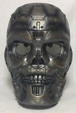 Terminator Salvation T-600 Voice N Vision Mask TESTED AND WORKING Helmet Robot