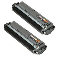 2 Pack Genuine Black Toner For Brother HL-3180CDW HL-3170CDW HL-3140CW TN221BK