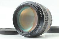 RARE!! 【UNUSED】 Minolta MC Rokkor 85mm f1.7 Portrait MF Lens from JAPAN #849