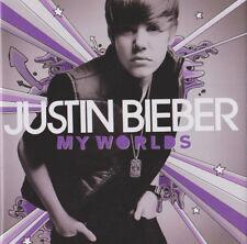 Justin Bieber CD My Worlds - Europe (M/VG+)