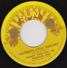 "JOHNNY CASH - Goodbye Little Darling  7"" 45"