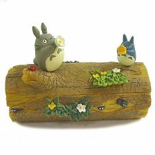 My Neighbor Totoro Accessory Box flowers of trumpet Jewelry Box Ghibli Japan F/S