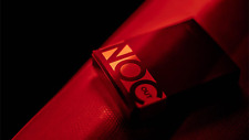 NOC Out: RED/GOLD by House of Playing Cards marked Magic Trick gaff