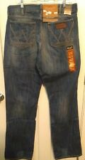 NWT Wrangler Retro Relaxed Boot Cut Tall Cowboy Jeans Men's Size 36/38