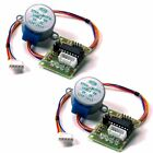 2pcs 28BYJ-48 DC 5V Stepper Motor + ULN2003 Driver Test Module Board for Arduino