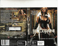 Bloodrayne-2012-Kristanna Loken- Movie-DVD