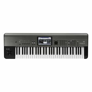 Korg KromeEX61 61-Key Synthesizer with New Sounds and PCM
