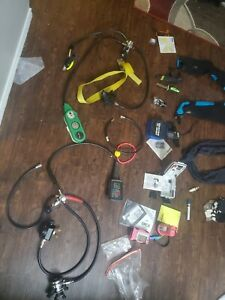 Scooba Gear Bundle / Lot Zeagle Ranger / Sherwood Octopus / Aqua-Lung PIVOT