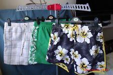 3 PAIRS Mens swimming shorts, size L, Matalan & PRIMARK