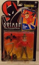 Batman The Animated Series - Scarecrow With Crow & Thrashing Sickle Kenner MOC
