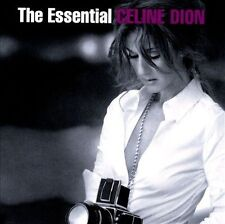 CÉLINE DION, The Essential Celine Dion USA 2CD NEW FACTORY SEALED