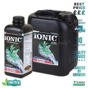 Ionic Hydro Bloom - Yield Enhancer - Flowering Booster Nutrient