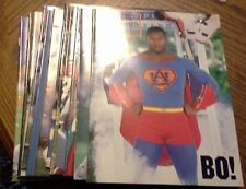 Vintage Beckett football card monthly ptice guide magazine.12 total from 1991/92