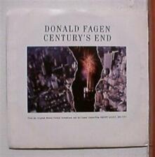 Donald Fagen Promo 45  Steely Dan 45 record