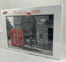James Street London - Super Jigsaw Puzzle 1000 Pieces New And Sealed
