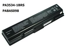 Battery for Toshiba Satellite A200 A300 L300 M200 L450 PA3533U-1BRS PA3534U-1BRS