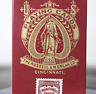 Limited Late 19th Century Square Faro (Red) Playing Cards - LIMITED EDITION