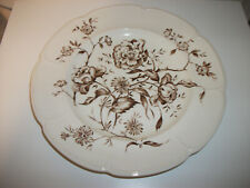 WINDSOR WARE JOHNSON BROS PLATE GENUINE HAND ENGRAVED VINTAGE MADE IN ENGLAND