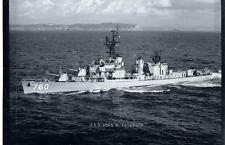 Uss John W Thomason Dd-760 Us Navy Sumner Class Hat Pin Destroyer Asw Gift Wow