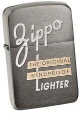Zippo Lighter ⁕ 1941 Replica Windproof ⁕ 60000854 ⁕ Neu New OVP ⁕ A323