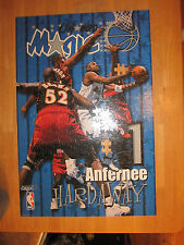 1998 Nba Winning Shot Poster Puzzle Penny Hardaway 298 / 300 Piece Puzzle 3 Ft