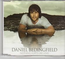 (FP337) Daniel Bedingfield, Nothing Hurts Like Love - 2004 DJ CD