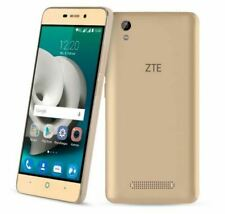 Good Condition ZTE Blade V6 A452 Gold Unlocked 8GB Smartphone- Warranty