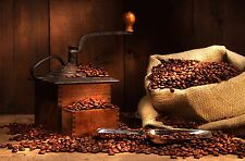Coffee Bean MW Type Soap/Candle Making Fragrance Oil 1-16 Ounce
