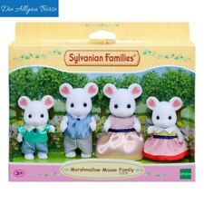 Sylvanian Families 5308 Mäuse Familie Marshmallow Epoch Neu OVP