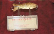 VINTAGE NEW OLD STOCK HELLION SPOON FISHING LURE DETROIT MICH.  TOUGH LURE