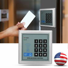 125KHz Door Lock Access Control System with 10pcs RFID Cards Home Security Kit