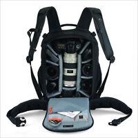NEW UK stock Lowepro Flipside 400 AW Black universal DSLR camera backpack