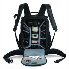 NEW UK stock Lowepro Flipside 400 AW Black universal DSLR camera backpack