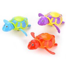 New listing Cute Bath Swimming Tub Pool Toy Baby Boys Girls Bathing Turtle Animals Random Su